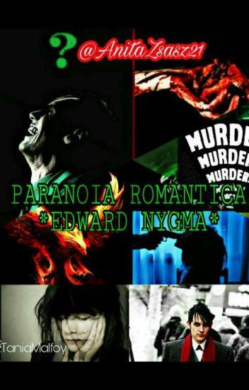 Paranoia Romantica ♦Edward Nygma♦ #DcHeroesAwards