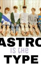ASTRO IS THE TYPE by selinachana