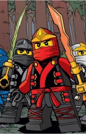 Ninjago the darkness of light (on hold sorta) by SillyCakes