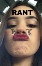 Rant Book d'une Arianator by xPLUMEx