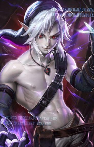 Mi Pervertido Vecino (Dark Link y tu) 7u7