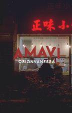 Amavi • sean lew by orionvanessa