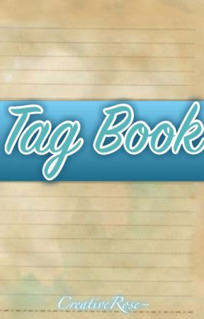 Tag Book by TheCreativeRose