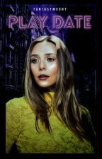 Play Date »Elizabeth Olsen by -wintersoul