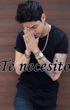 Te necesito -Daniel Patiño y tú- by MyLifeIsPaisaa