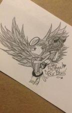 My Lil' Angel, Your Secret Devil. by Rosie_XoxoX
