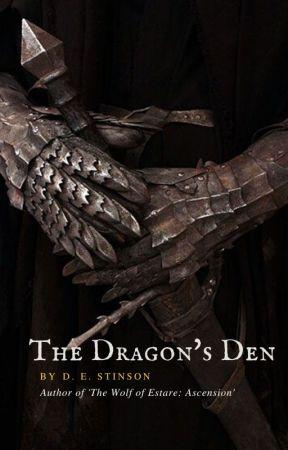 The Dragon's Den {Lesbian - OLD 2016} by RainAaren