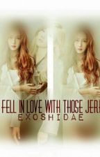 (Exoshidae Fanfic) That game was a beautiful mistake by iah_lovelovelove