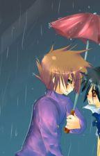 Tender Rain  by Jize-re