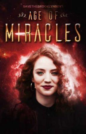 Age Of Miracles | Pietro Maximoff by SaveTheBrooklynBoys