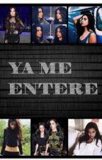 Ya Me Entere...  by kiaabeth