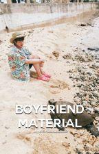 boyfriend material » jungkook by yoongi-x