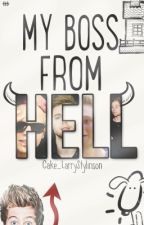 My Boss From Hell || Cake (BoyxBoy)  by Cake_LarryStylinson