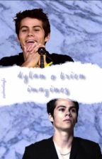 Dylan O'Brien+ Stiles Stilinski by mysticmartinski