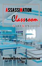 ASSASSINATION CLASSROOM (Hiatus) by BabyWon24