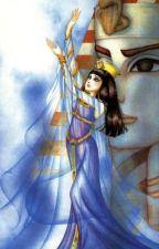 Nữ hoàng Ai Cập Asisu by rose_mary_02