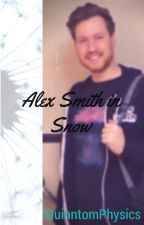 Alex Smith in Snow by QuinntomPhysics