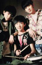 Cô gái kỳ lạ và TFBOYS by Sayonara_kino