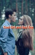 Cool Girl And Bad Boy by vhie_nefili