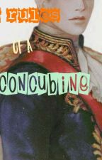 8 RULES OF A CONCUBINE  by GrumpyPusa