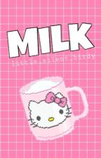 Milk. ≈ Adolf Hitler by xxsmoldragon