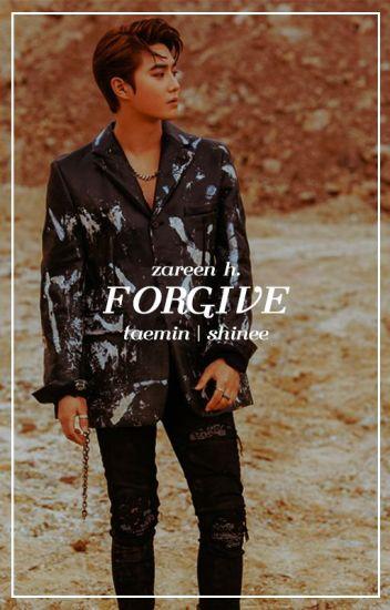 forgive → taemin