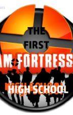 Team Fortress 2 HIGH SCHOOL by SugarSprinkles732
