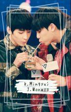 K.Mingyu; J.Wonwoo [Meanie] by boo_dyo