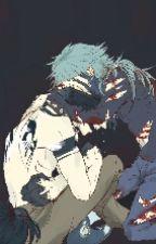 Ren x Aoba by Deadlycolors1111