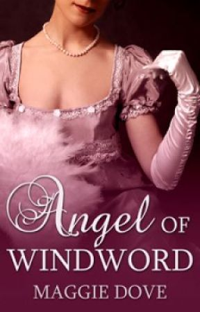 Angel of Windword by maggiedove