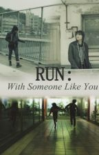 RUN: With Someone Like You ||BTS - V by OnlyVioletRose