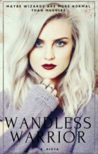 Wandless Warrior {HP/Avengers Crossover} #Wattys2016 by a_aisya