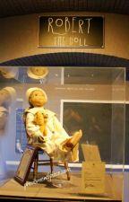 Robert The Haunted Doll by NightmareFalke
