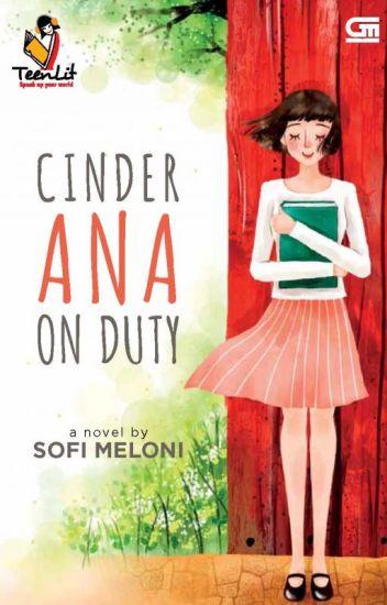 Cinder-Ana On Duty!