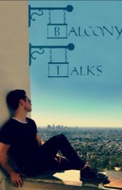 Balcony Talks by ArinaShaw
