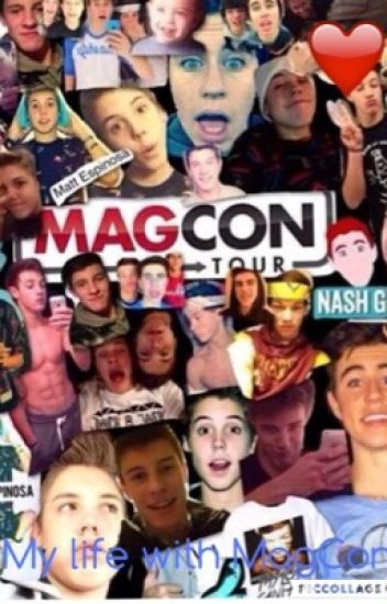 My life with MagCon❤️