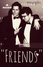 """Friends"" (Rubelangel One-shot) SIN EDITAR by LaPepinilla"