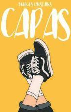 Capas Para Livros by Maih-chan