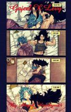 Gajeel X Levy (Comic Corto) by Abigail_Himikyru24