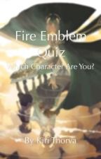 Fire Emblem Quiz: Which Character are You? (Awakening Edition) by Sisters-Grimm