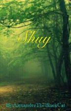 Shuy by AlexanderTheBlackCat