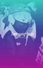 Taehyung facts by bangtangoals