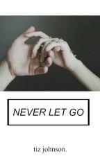 NEVER LET GO  [jason mccann] by PickledNutella