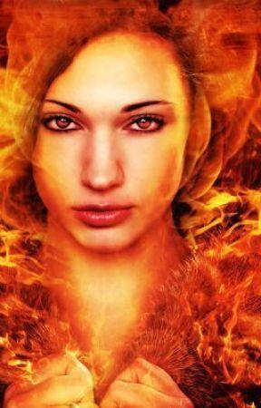 Dark Flames by Blondeyatheart