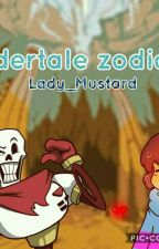 Zodiaco undertale by lady_mustard