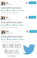 welcome back, @Luke5SOS ✉ by hemdrugs