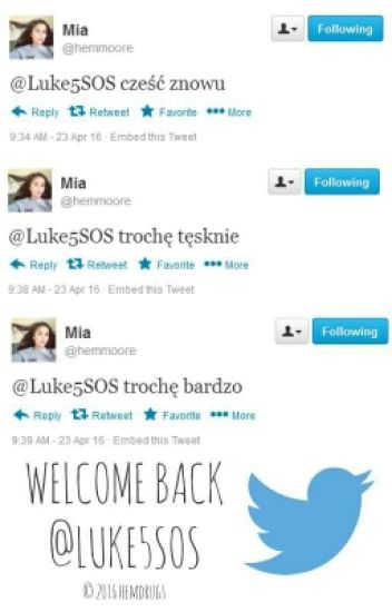 welcome back, @Luke5SOS ✉
