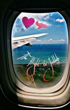 The Flight To Jeddah [#ProjectNigeria] EDITING by FMwrites