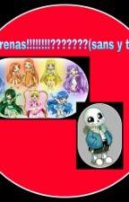 Sirenas???????!!!!!!!(sans Y Tu) by jonilon