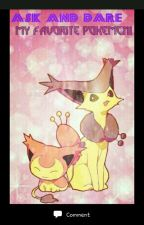 Ask And Dare My Favorite Pokemon 2 by skitty_the_skitty